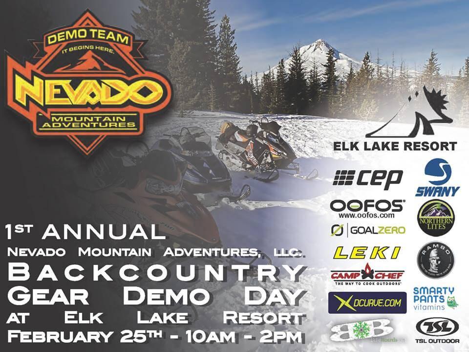 Announcement for Elk lake